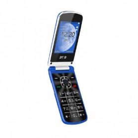 "TELEFONO MOVIL EPIC AZUL 2.8"" DUAL SIM BT CAMARA SPC"