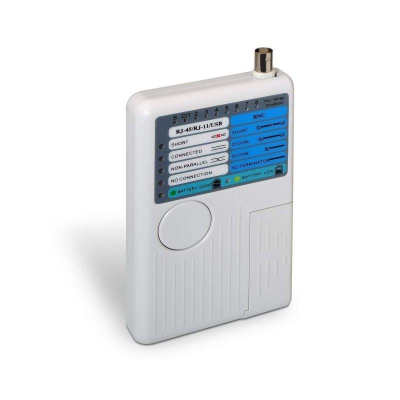CABLE USB 3 EN 1 BLANCO 1 MTS VOLTEN - VL1133_01