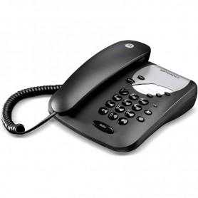 TELEFONO DE SOBREMESA CT1 NEGRO MOTOROLA