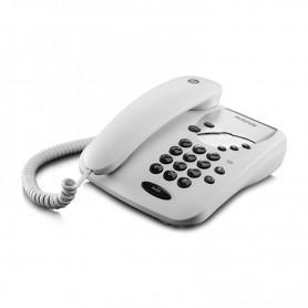 TELEFONO DE SOBREMESA CT1 BLANCO MOTOROLA