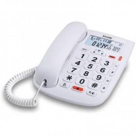 TELEFONO C/CABLE TMAX20 BLANCO ALCATEL