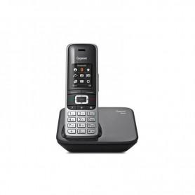 TELEFONO INALAMBRICO DECT DIGITAL BT S850 NEGRO GIGASET