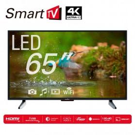 "TELEVISOR 65"" 4K SMART TV LARRYHOUSE"