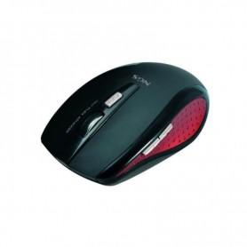 RATON OPTICO WIRELESS REDFLEADVANCE USB NGS
