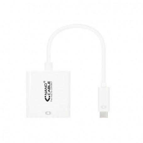 ADAPTADOR USB TIPO C A HDMI 10.16.4102 NANOCABLE