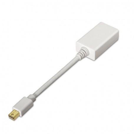 ADAPTADOR MINI DISPLAYPORT A HDMI A125-0138 BLANCO AISENS