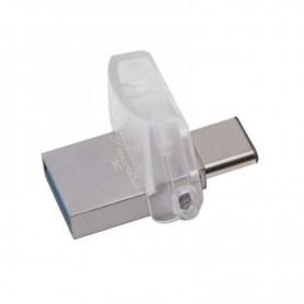 PENDRIVE DATATRAVELER 32GB MICRODUO 3C TIPOA Y TIPO C KINGSTON