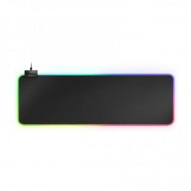 ALFOMBRILLA XXL MMPRGB2  USBX2  RGB MARS GAMING