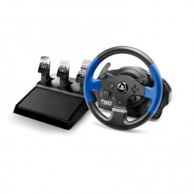 VOLANTE + PEDALES T150RS PRO PS4 PC THRUSTMASTER