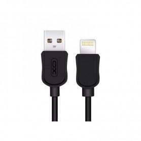 CABLE LIGHTNING A USB NEGRO XO