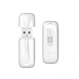 PENDRIVE 16GB USB 2.0 BLANCO XO