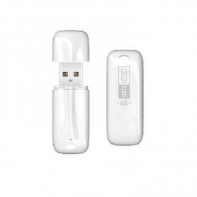 PENDRIVE 8GB USB 2.0 BLANCO XO
