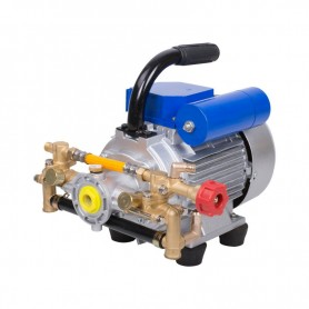 MOTOR ELECTRICO 1HP + BOMBA SULFATAR TAKUMA