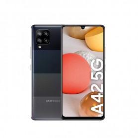 "SMARTPHONE GALAXY A42 5G 6.6"" 4 GB 128 GB 5000 MAH NEGRO SAMSUNG"