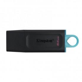 PENDRIVE USB 3.2 64GB DATATRAVELER EXODIA KINGSTON