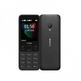 TELEFONO MOVIL 150 NEGRO NOKIA