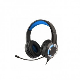 AURICULARES GAMING CON MICRÓFONO LED NGS