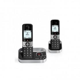TELEFONO DECT DUO F890 NEGRO ALCATEL