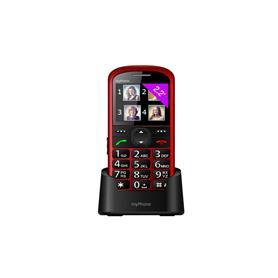 TELEFONO MOVIL HALO 2 RED MYPHONE