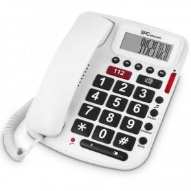TELEFONO SOBREMESA TELECOM COMFORT 3293B SPC