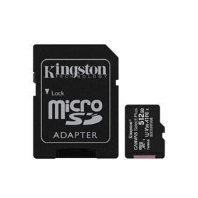 TARJETA MICROSDXC 512 GB KINGSTON