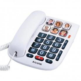 TELEFONO TECLAS GRANDES TMAX10 BLANCO ALCATEL