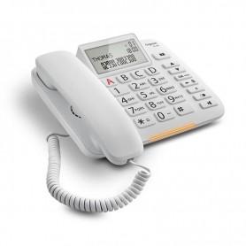 TELEFONO FIJO DL380 BLANCO GIGASET