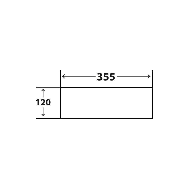 COCINA GAS BLANCA 4 FUEGOS AIRMEC - AM120560