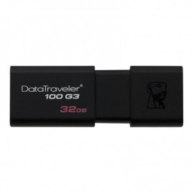 PENDRIVE DATATRAVELER DT100G3 32GB USB 3.0 LECTURA 100MB/S KINGSTON