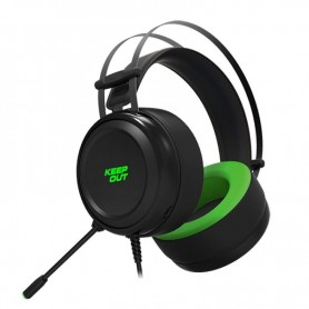 AURICULARES GAMING HX10 7.1 NEGRO  KEEP OUT