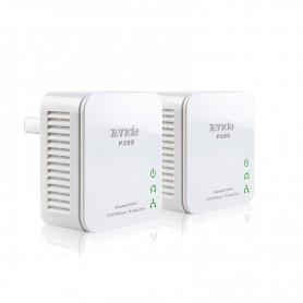 PACK 2 UDS PLC / POWERLINE P200, 200MBPS 300M TENDA