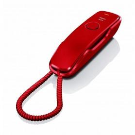 TELEFONO FIJO DA210 ROJO GIGASET
