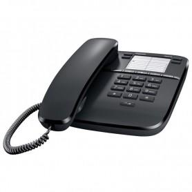 TELEFONO FIJO GIGASET NEGRO