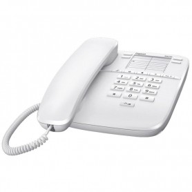 TELEFONO FIJO GIGASET BLANCO