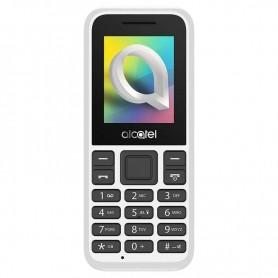 """TELEFONO MOVIL BLANCO 10.66D 1.8"""" 2GB 4MB CAM 0.8MPX DUAL SIM ALCATEL"""