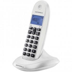 TELEFONO INALAMBRICO DECT DIGITAL  C1001LB+ BLANCO MOTOROLA