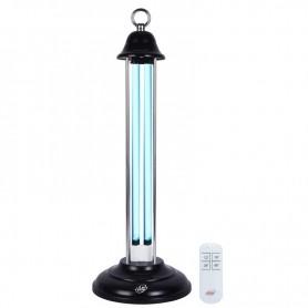 LAMPARA UV OZONO 38W CONTROL REMOTO LARRYHOUSE