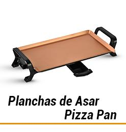 Planchas de asar y Pizza pan - LarryHouse